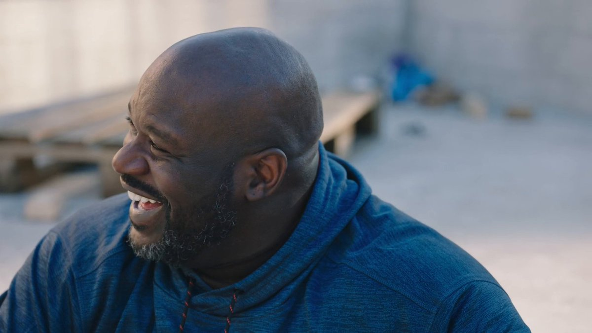 When you do right by people, they remember.   We had @Shaq's back, now we want to have yours. Visit . #RideWithTheGeneral