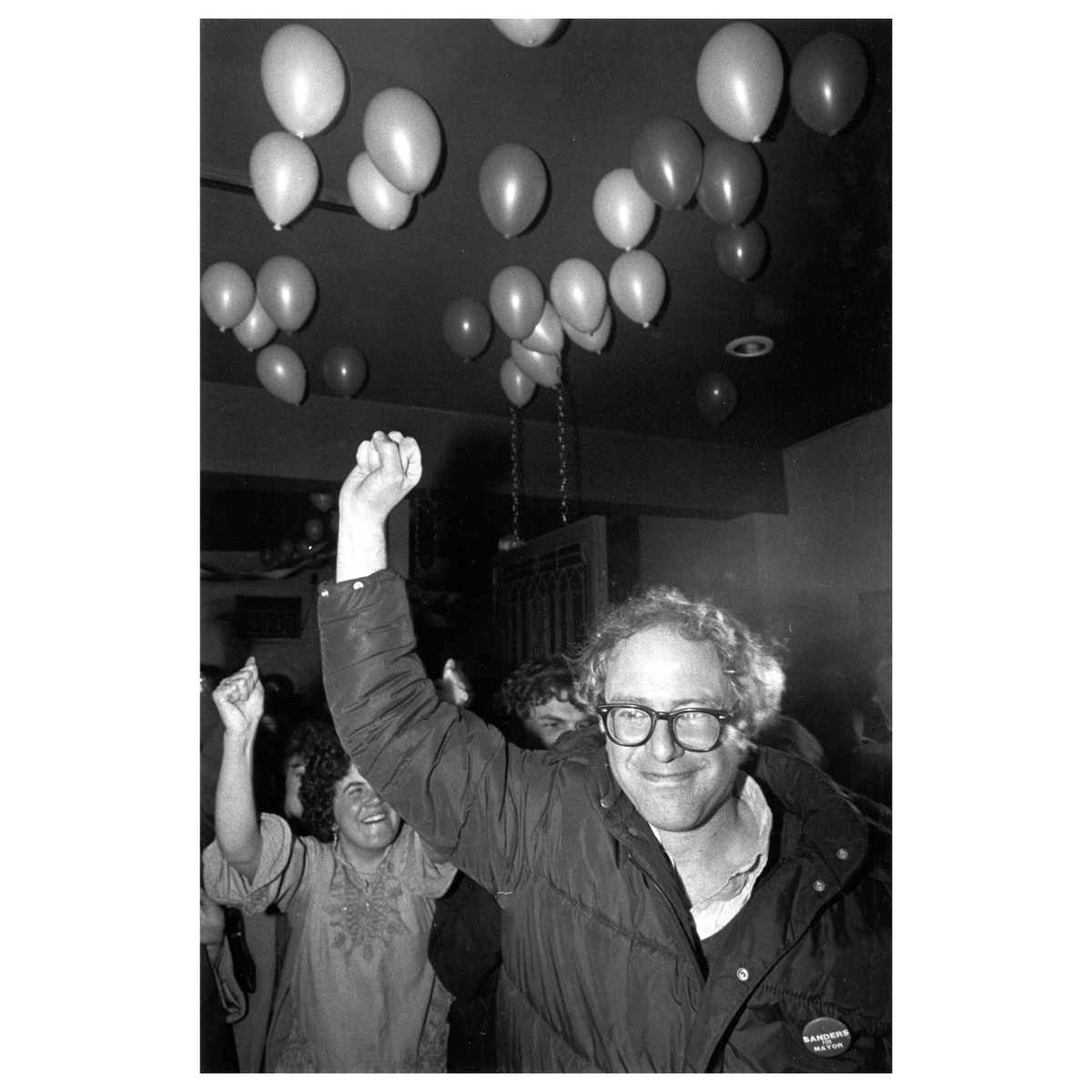 40 years ago today, I won my first election to become Mayor of Burlington by just 10 votes. 10 votes. Do not ever let anyone convince you of the notion that your vote does not matter. Your vote matters and we need you to stay involved in the political process.