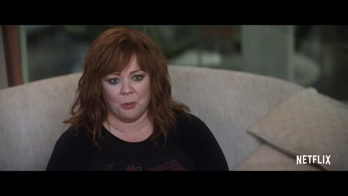 .@MelissaMcCarthy and @OctaviaSpencer are best friends in this new movie, and I get to show you the trailer! Here's #ThunderForce!