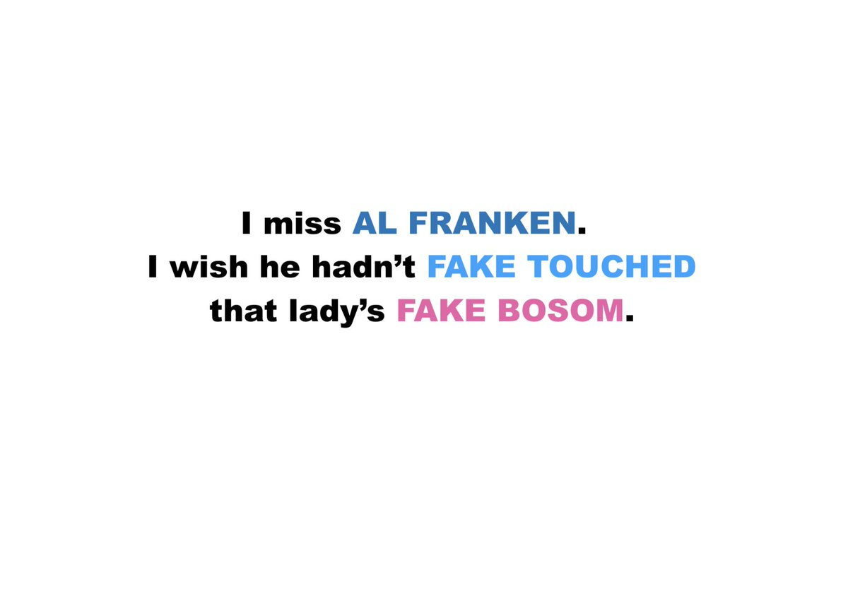 CUOMO? men that age think they are flirting. very awkward. that said, could IMPEACHED THINGIE be stirring up CUOMO CHAOS so that a new governor will stop the SDNY LAWSUITS AGAINST HIM? think about it before we go all AL FRANKEN on Andrew. what do ya think? 💙