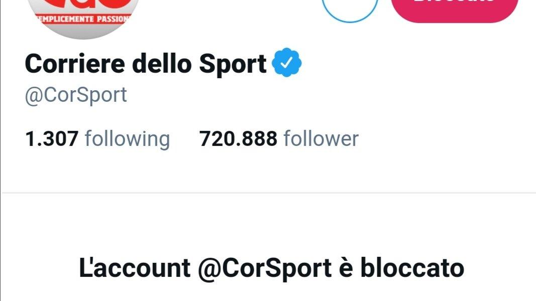 #bloccaCorSport
