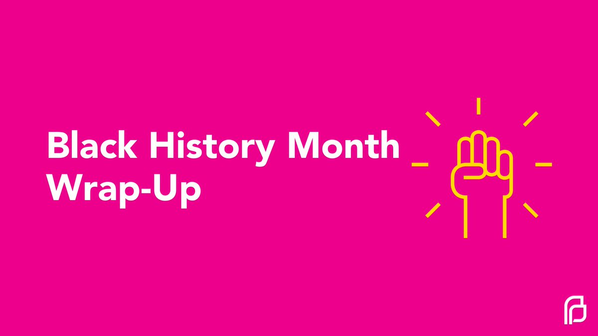 To celebrate #BlackHistoryMonth during a global pandemic, we took to the internet. If you missed any of our Black History Month content, you can check it out on our blog: