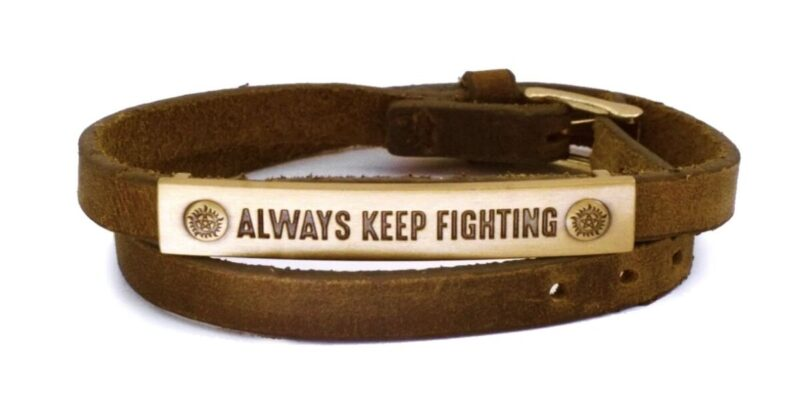 In celebration of #6YearsOfAKF, we are giving away one of @jarpad's #AlwaysKeepFighting bracelets. For your chance, comment with the hashtags above and pay someone a compliment. Double your chance if you quote retweet a second compliment. You must be following us to win. AKF♡
