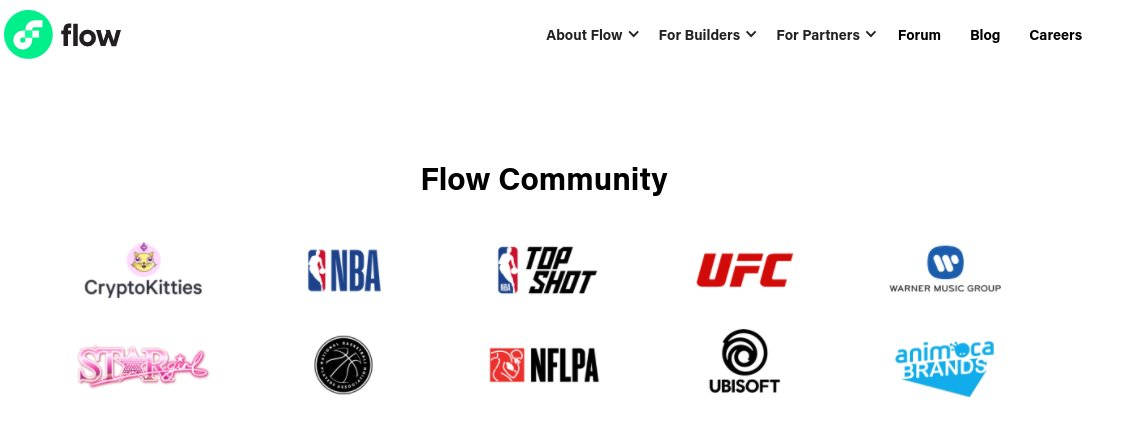 @FlightConley @ClubTopShot not sure if you were made aware of this already or not, but it appears the NFLPA has formed some type of relationship with the Flow Blockchain team - aka. the creators of Top Shot.   something I'm sure you'll look into! fantastic appearance on ClubTopShot btw.