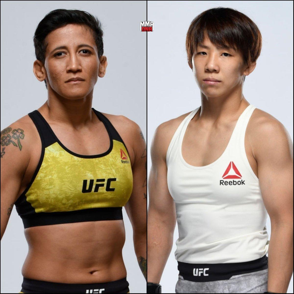Virna Jandiroba will fight Kanako Murata at UFC event on June 19th. (per @marbarone) #UFC #MMA #UFCESPN