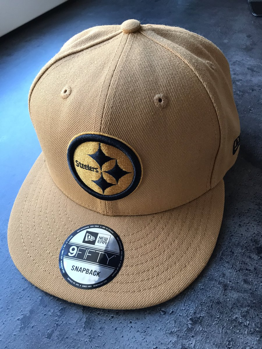 Zbrojím na novou sezónu #NFL. Favorit je snad jasný... 💪#Steelers #SteelersNation #Pittsburgh