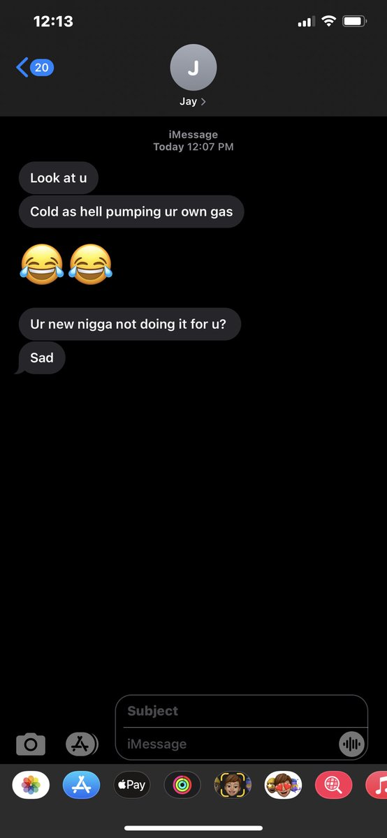 Replying to @THEEANAYALATER: when i say my ex is petty, i mean it 😭