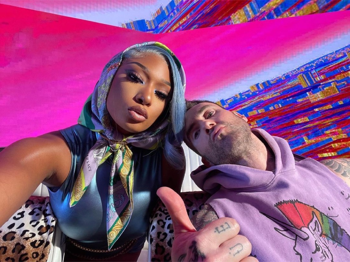 #BeautifulMistakes by @maroon5 and @theestallion is here!  📀: