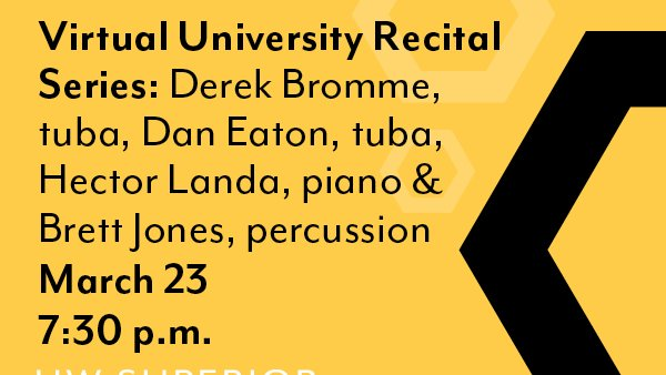 The 2020-21 University Recital Series will continue the tradition of showcasing the superb talent of the UW-Superior faculty. ht...
