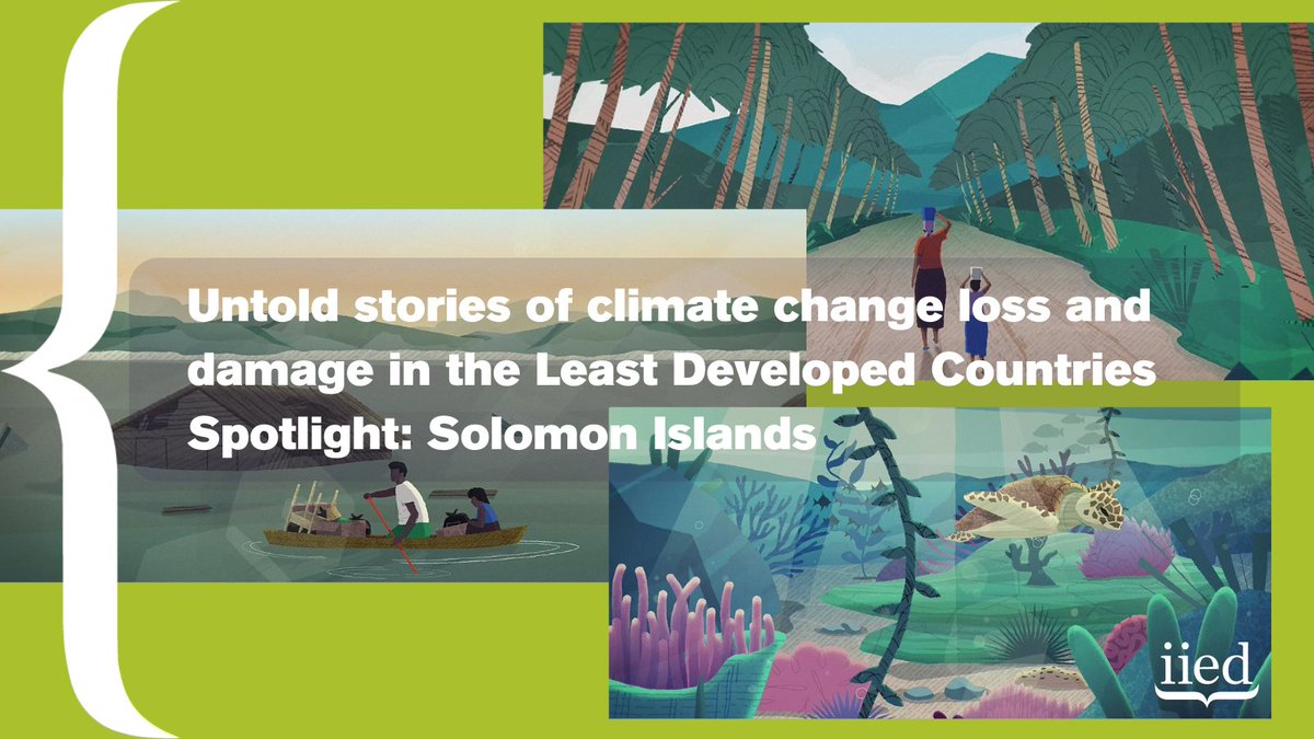 WATCH NOW: A new animation available depicts the harsh reality of the #ClimateCrisis in the #SolomonIslands: rising seas ravage coastal communities while salt poisons fresh water supplies & communities look on as whole islands sink before their eyes... --> https://t.co/eRIS9bTHwc https://t.co/coOvCGua94