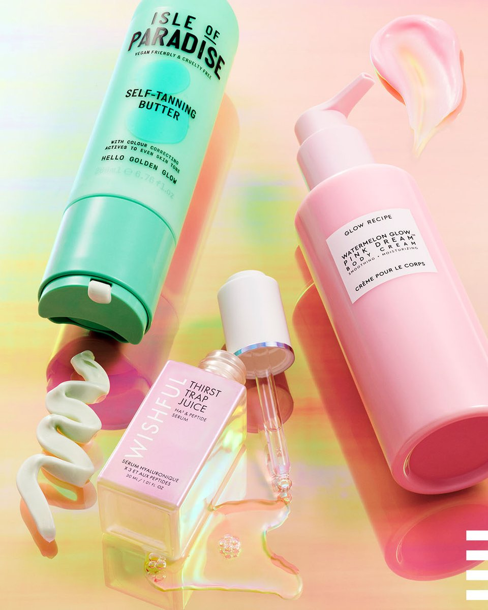 New skincare to get you glowing ✨ These head-to-toe hydrating picks just dropped, and we're about to try all of them 🥰️ Which are you most excited for?