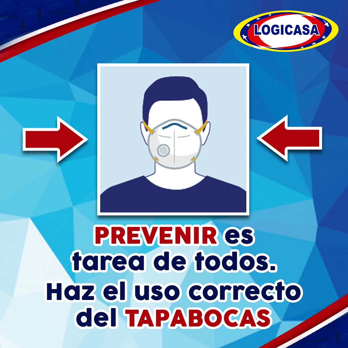 #3Mar Prevenir es tarea de todos. Recuerda utilizar el tapaboca de forma correcta para prevenir el contagio con el #Covid_19   #SoberaníaEsPoderPopular