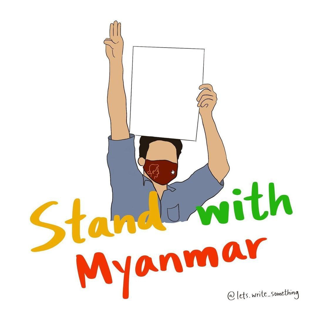 @Annalie94830739 @DominicRaab @DrSJaishankar The people of #HongKong will always support the people in #Myanmar. Freedom and democracy should be enjoyed by every human beings on Earth. #StandWithHongKong