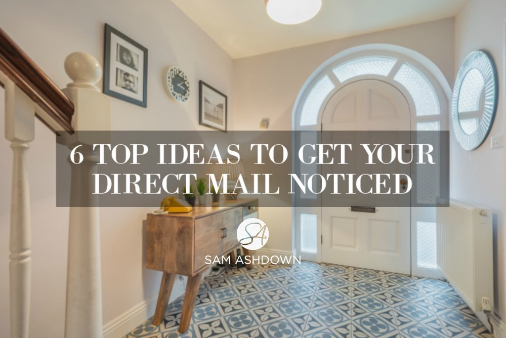 What is direct mail, exactly? And how can you use it to generate leads for your agency, without sending out tens of thousands of fliers? Dive into my post – my 6 Best Ideas to get your Direct Mail Noticed.  #Directmail #ContentMarketing #Conversion