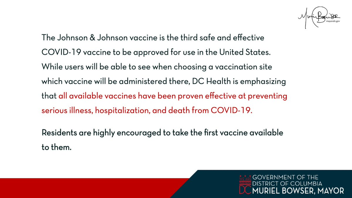 3/ This week, users will see new vaccination sites where the Johnson & Johnson vaccine will be administered.