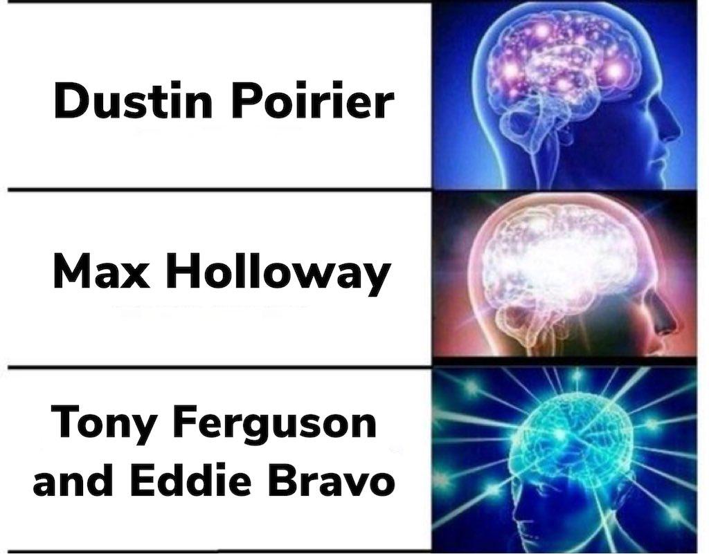 Exciting times on the Joe Rogan Experience. Tony Ferguson and Eddie Bravo announced as upcoming guests! @TonyFergusonXT https://t.co/t9B7lHC2XZ