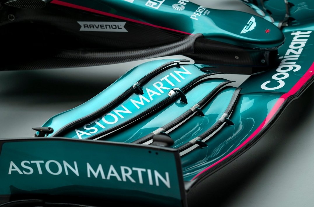 #AstonMartinF1