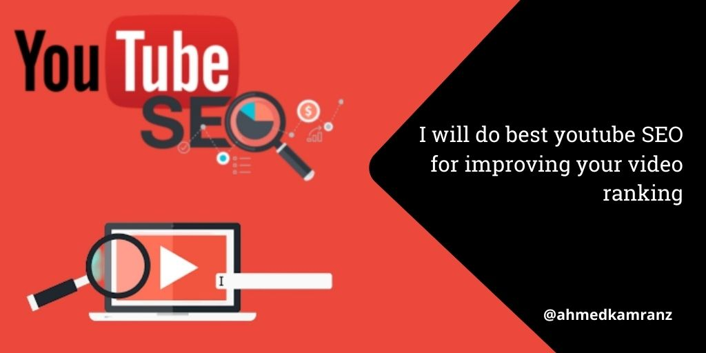 if you want to your #Video on the first page of #YouTube, Then you need to complete the #SEO of your video and improve your channel. #ShehnaazGill #clippingpath #DataEntry #PaviJaz #Fiverr #YouTuber #YouTubers #CRYMUN #Markle #Meghan #youtubegaming #youtubechannel #YouTubeMusic