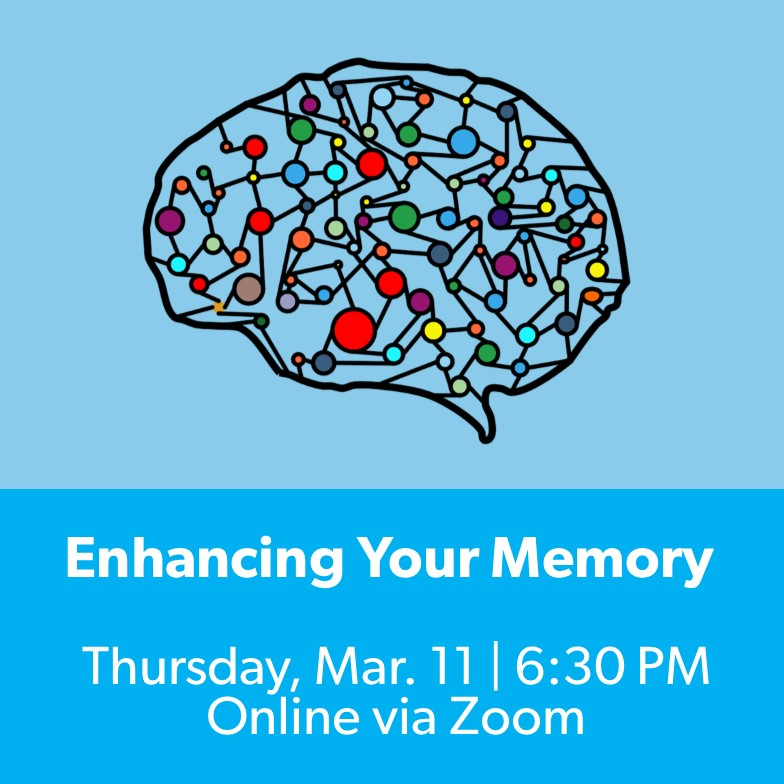 Frustrated by your forgetfulness? Join Enhancing Your Memory next Thursday, Mar. 11 to find out what you can do to keep your memory sharp. This session is presented by the St. Albert & Sturgeon Primary Care Network.  Visit https://t.co/DVyx7PAU0c to register. #StAlbert #Library https://t.co/YJiMyvGihO