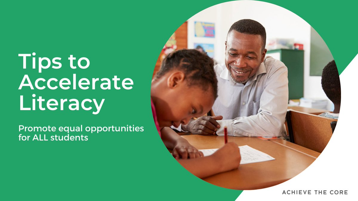 5 things ALL kids need in order to become GREAT readers and writers. Find out more by downloading our new report today and set students up for #literacy success tomorrow: https://t.co/RDx6Nq40PZ https://t.co/sPTTHPl10z