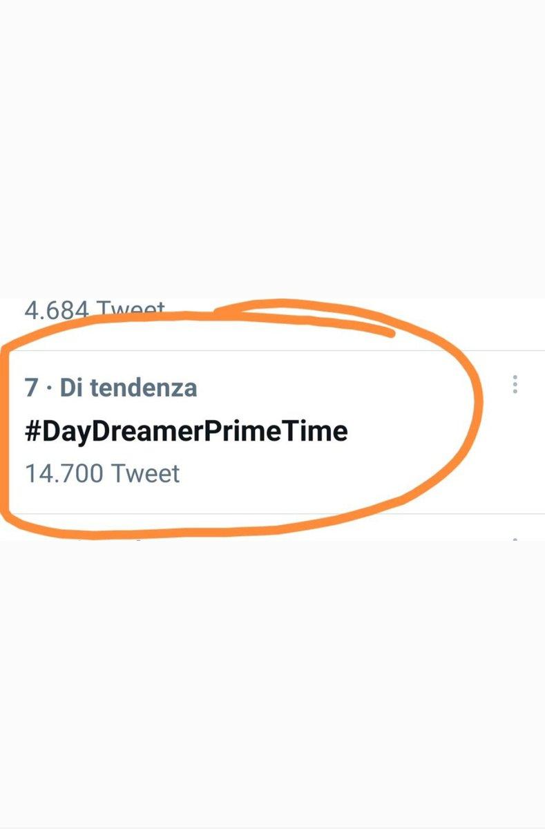 #DayDreamerPrimeTime