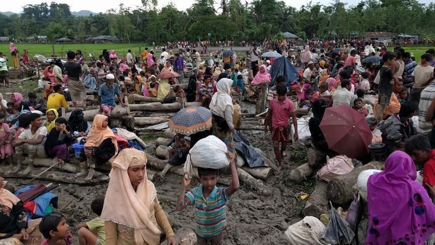 I'm against the #Islamisation of my country but I support the #Muslim in the World who is being threatened with #Genocide. The #Rohingya have suffered #EthnicCleansing & attempted Genocide in #Myanmar & the World does Nothing. A Disgrace. Have we learned Nothing?