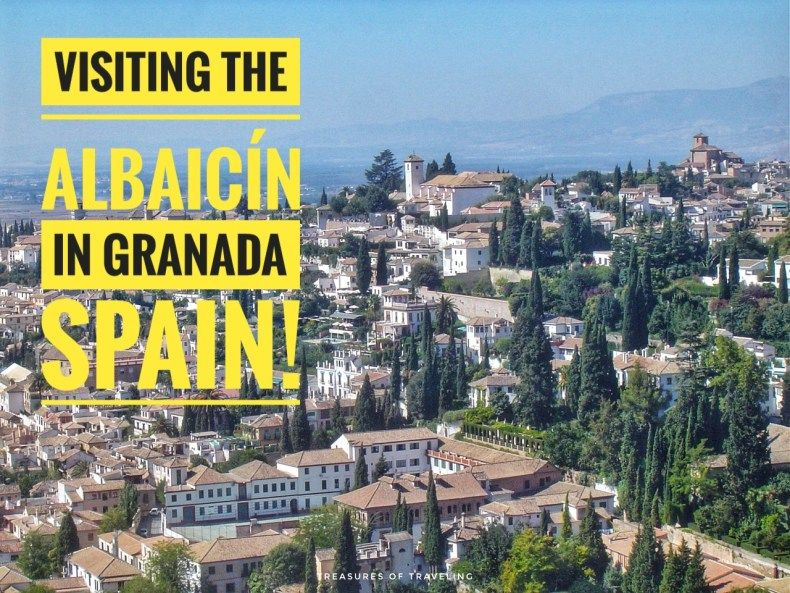 No visit to the south of Spain is complete until you have visited one of #Andalusia's most unique neighborhoods, the charming #ArabicQuarter filled with #Muslim influence. The #Albaicín is just one of the many #TreasuresOfTraveling through southern #Spain.