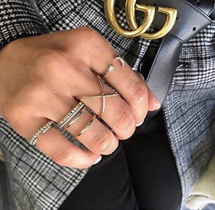 #OurSurvivalAtStake.         USA Handmade 14k ring