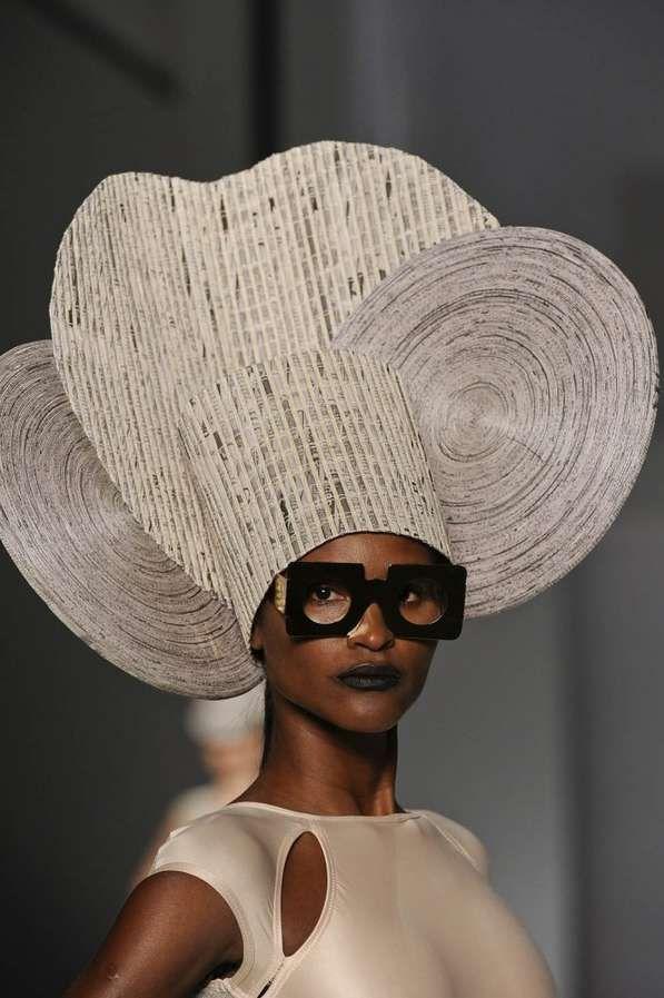 origami morana kranjec london fashion week fashion #thisisnotahat #fashion #love #style  #like #photography #photooftheday #beautiful #follow #instagram #picoftheday #bhfyp #me #instadaily #smile #model #likeforlikes #art #followme #myself #beauty #instalike #happy #cute #ootd