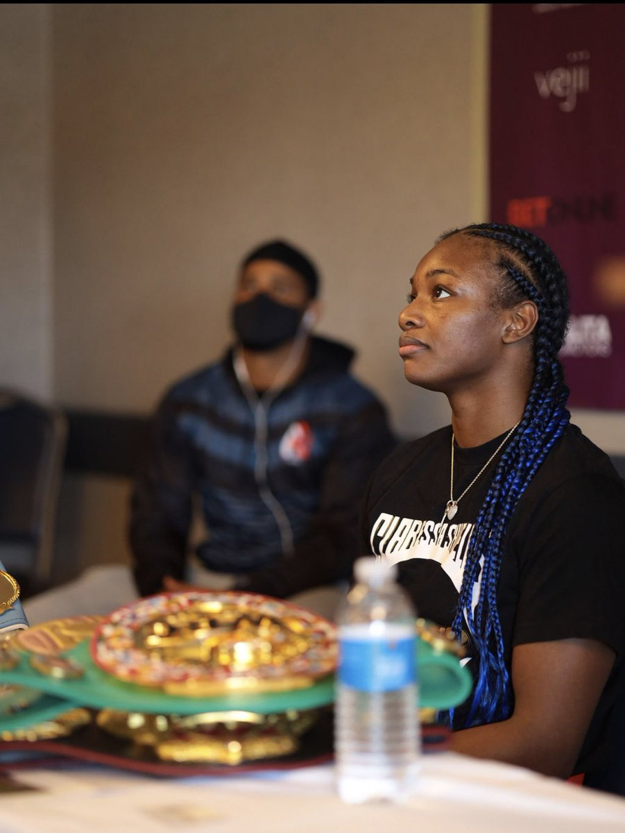 I THANK GOD FOR THIS OPPORTUNITY! Press conference done! Weigh-in tomorrow, fight March 5th on @FiteTV !