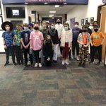 Image for the Tweet beginning: Whacky Wednesday! 6th grade loved
