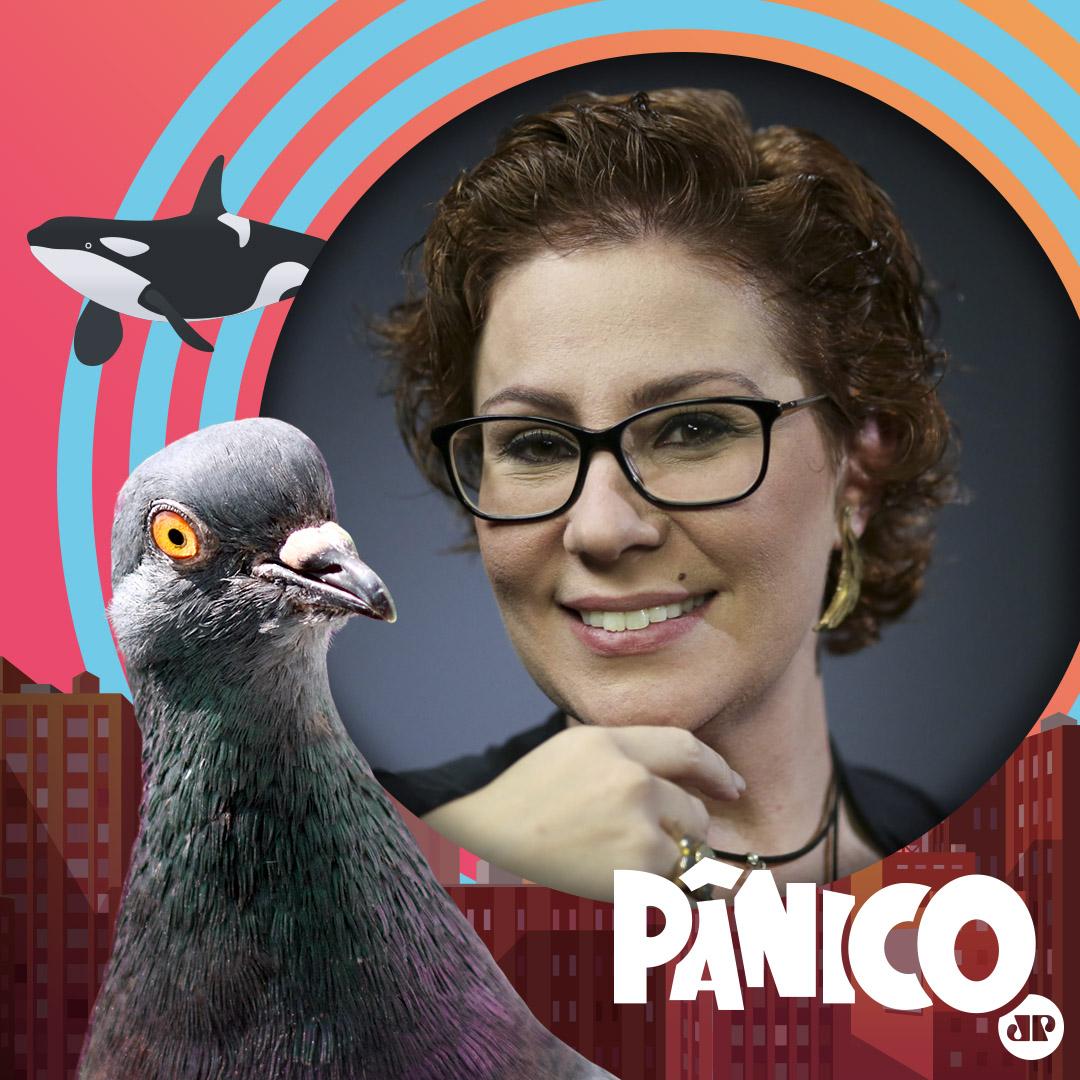 Nossa convidada do programa é @CarlaZambelli38 ativista e política brasileira. Fundadora do movimento Nas Ruas. É amanhã AO VIVO e começa às 12h. Você pode assistir no canal oficial do Pânico no Youtube ou na Panflix!