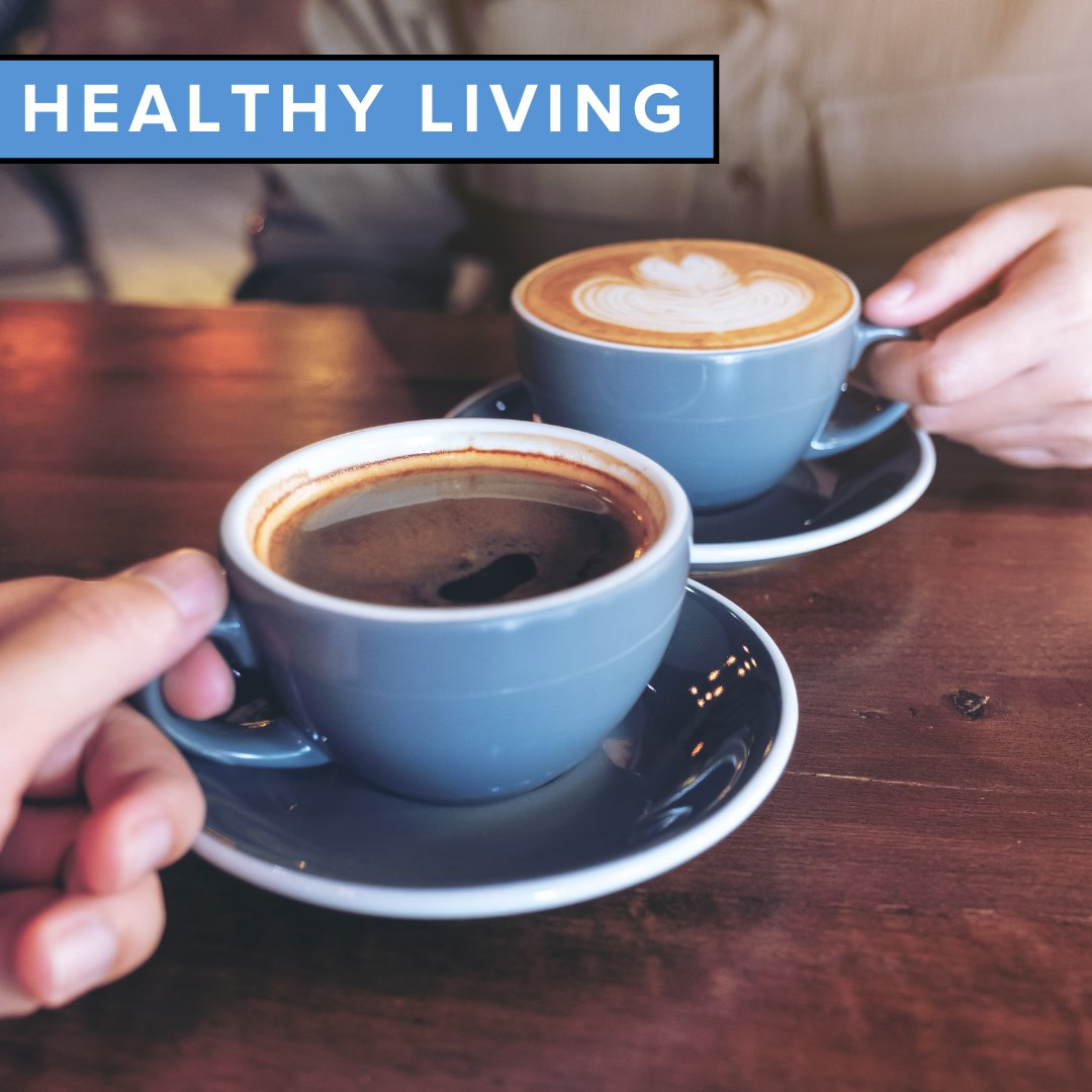 Did you know that #coffee contains #antioxidants and can actually be #healthy for you when you drink it in moderation? #WellnessWednesday