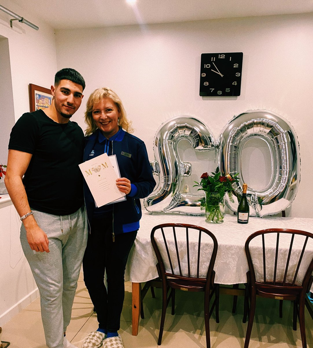 20 + Years Of Debt Cleared. Glad I could finally repay you mum. Happy Early Mother's Day🤍 PS - Last Pic , Manifestation.