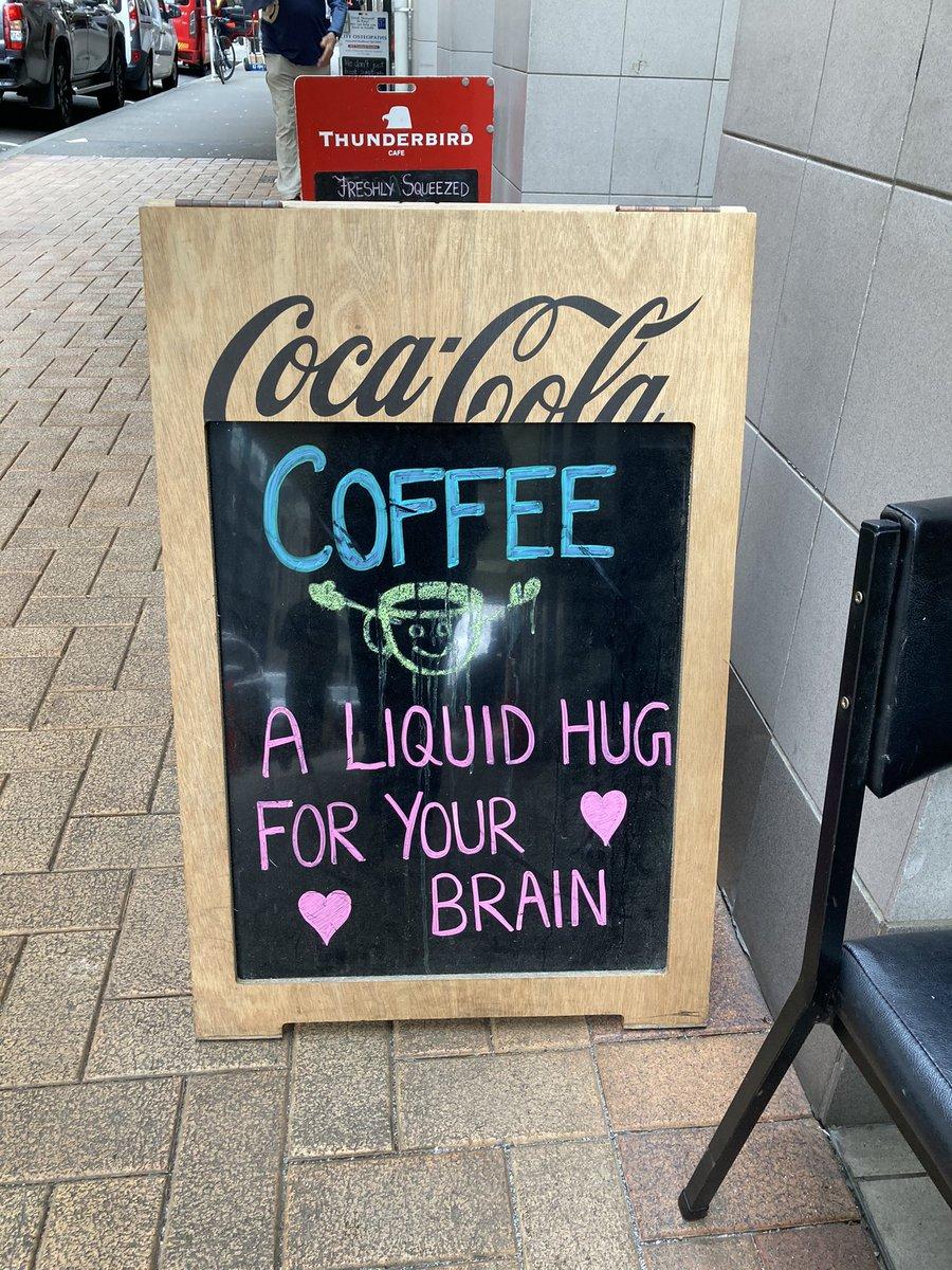 It's so important to get hugs! #coffee #LoveStory