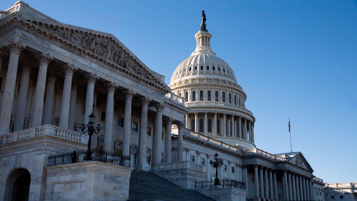 Zwei Monate nach dem Sturm aufs Kapitol gibt es Warnungen vor einem erneuten Angriff auf den US-Kongress. Das Repräsentantenhaus hat eine für Donnerstag geplante Sitzung Medienberichten zufolge nun deswegen abgesagt. https://t.co/TrEMhl4Ax6 https://t.co/m3VczTDMlP