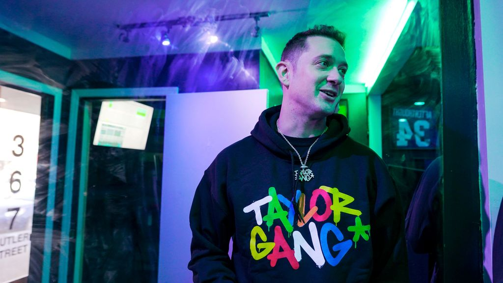 Your network is your net worth @TaylorGang
