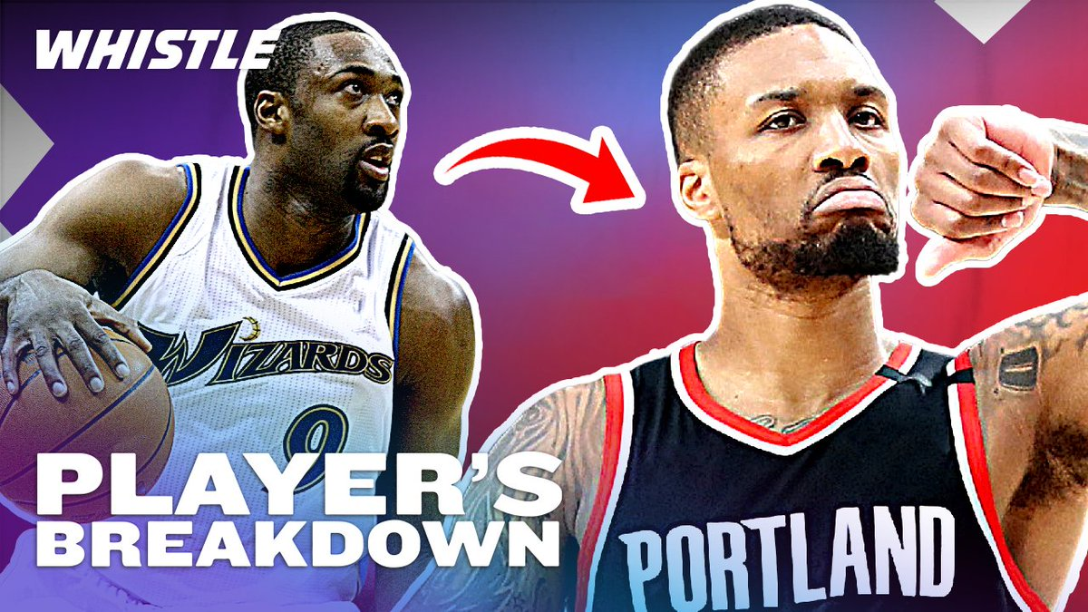 """""""I was an assassin. Jordan was an assassin. Kobe was an assassin. Dame is one of those guys."""" 🔥  We've got a BRAND NEW #PlayersBreakdown with #1 @Dame_Lillard fan Gilbert Arenas, breaking down Dame's game, mindset, & why he calls him the """"New Hibachi"""" 0️⃣  https://t.co/DM1idCWgxH https://t.co/8XKXWQXz5j"""