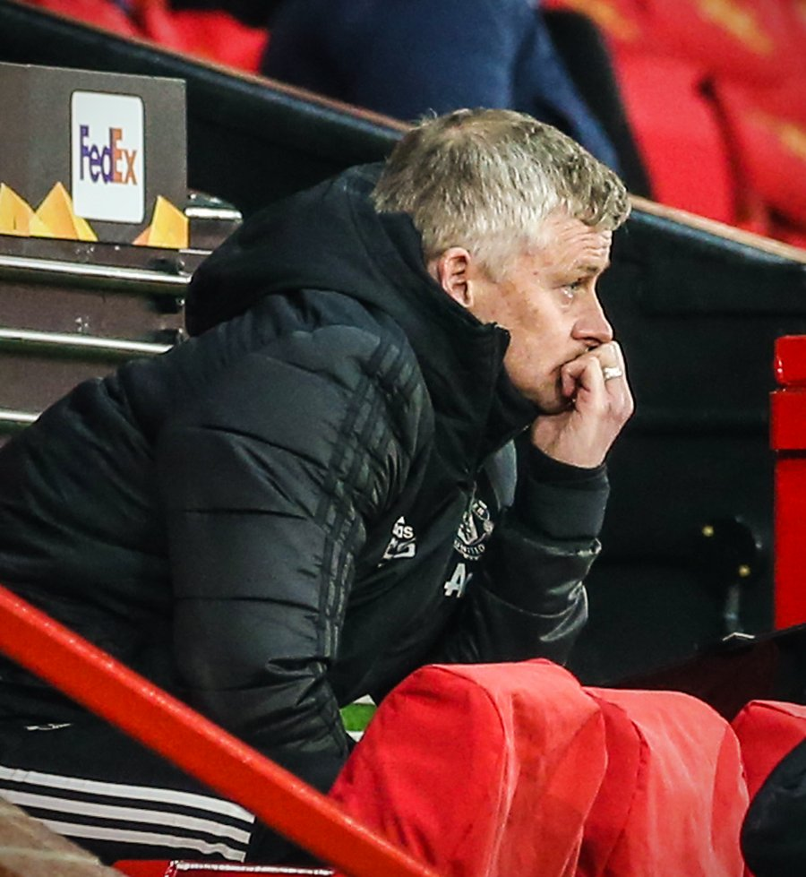Manchester United's last three games:   Man Utd 0-0 Real Sociedad  Chelsea 0-0 Man Utd  Crystal Palace 0-0 Man Utd   😐 https://t.co/KMN5hMIkto
