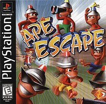 Its time to get BANANAS #MOMAM6 Day 3 - Ape Escape - twitch.tv/iateyourpie