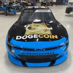 DogeCar 2.0 is ready to rocket #ToTheMoon! (With a stop @LVMotorSpeedway first) 🎲  | @dogecoin |  | @springrates |