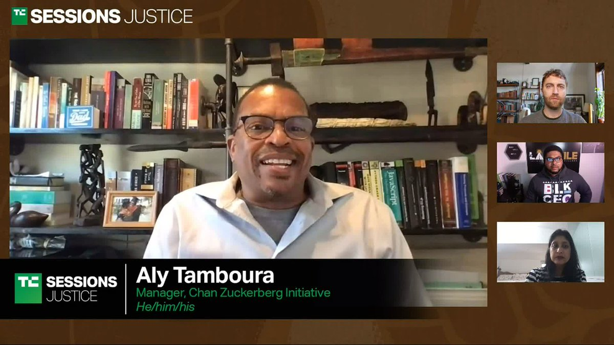 Aly Tamboura sees projects like The Last Mile and Slack's The Next Chapter as demonstrating what's possible within the prison system.