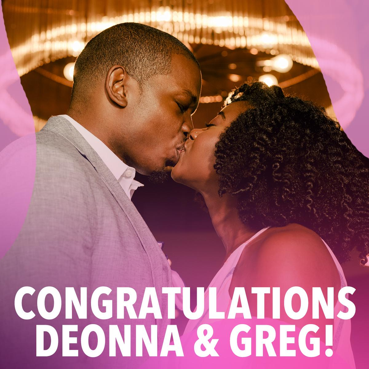 A special congratulations to our very own Deonna and Greg as they welcome their baby boy to the world! 💙 #MarriedAtFirstSight #MAFSCouplesCam
