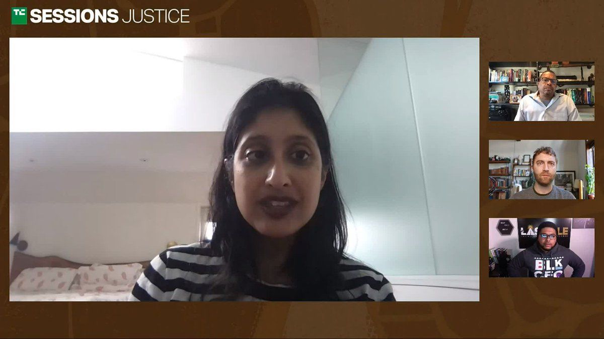 The tech industry has the resources to hire formally incarcerated individuals, they just need to do it, says Deepti Rohatgi, Slack's Head of Slack for Good and Public Affairs.