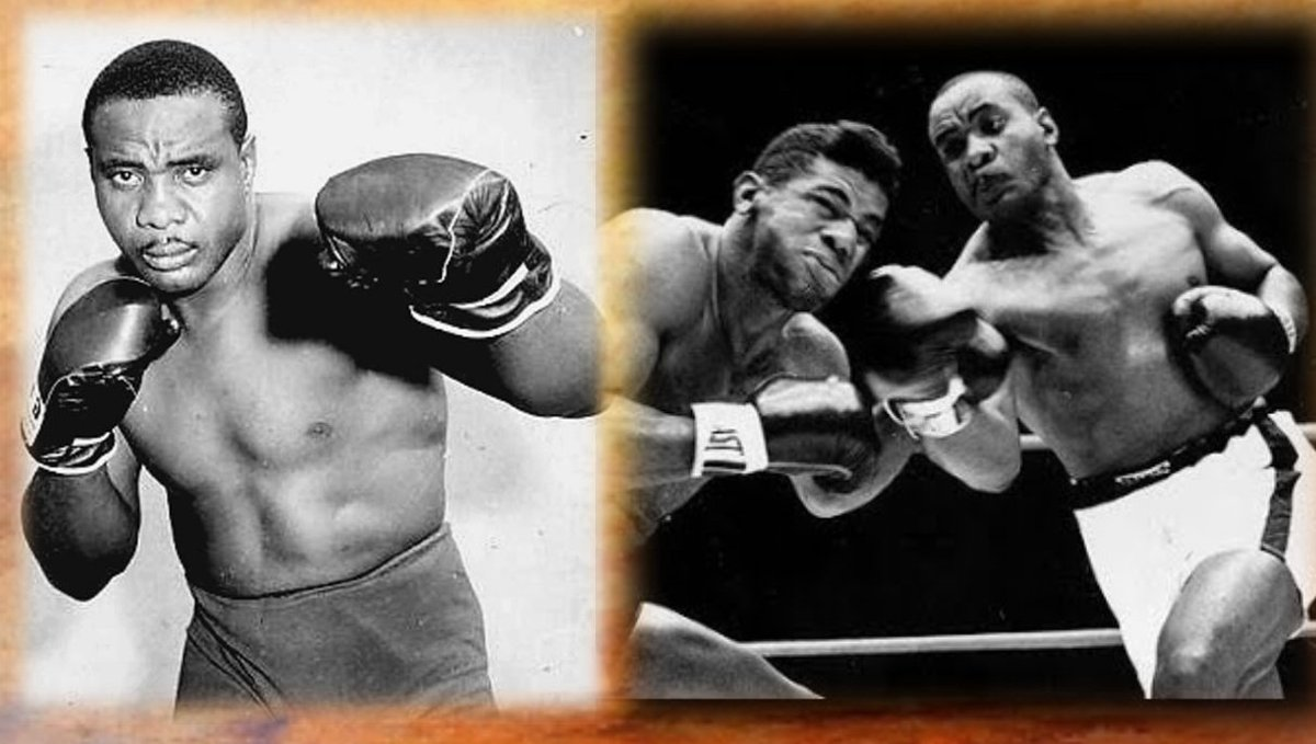 """""""My punches are just as hard in Chicago as they are in New York."""" -- Sonny Liston in 1962 on his long-awaited title shot against Floyd Patterson being moved to """"The Windy City"""" after #NewYork denied him a boxing license due to his mob ties. #Heavyweight #History #Boxing #Legend"""