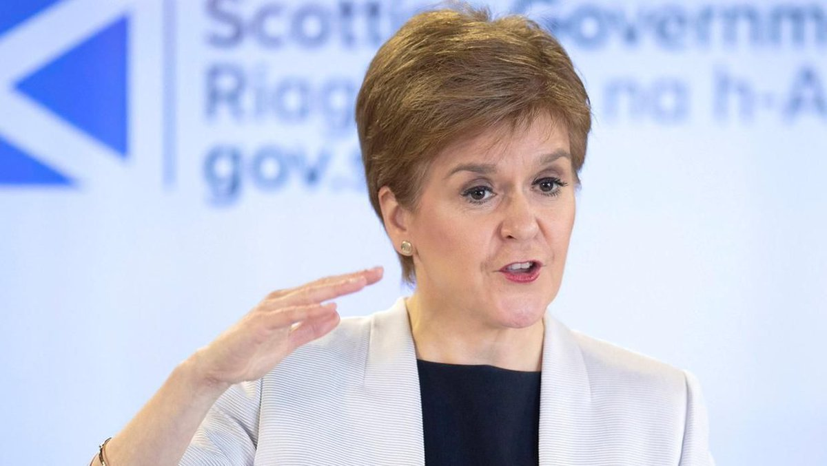 Nicola Sturgeon condemns Alex Salmond's behaviour as she defends role in investigation