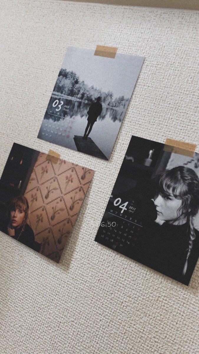 3月こんにちは💐  #TaylorSwift #テイラースウィフト  #evermore #evermorealbum