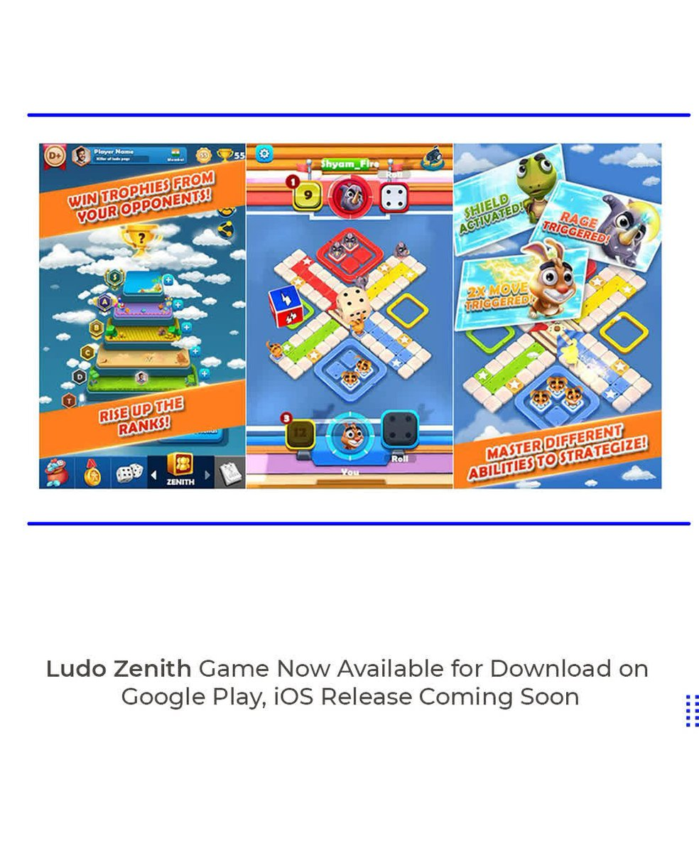 Fun unlimited ! Download unlimited !⠀ #ludo # ludozenith #googleplay #download #games #fun #dailyteqsuggest #technews # techreview #update #gadgets #appliances #kitchenappliances
