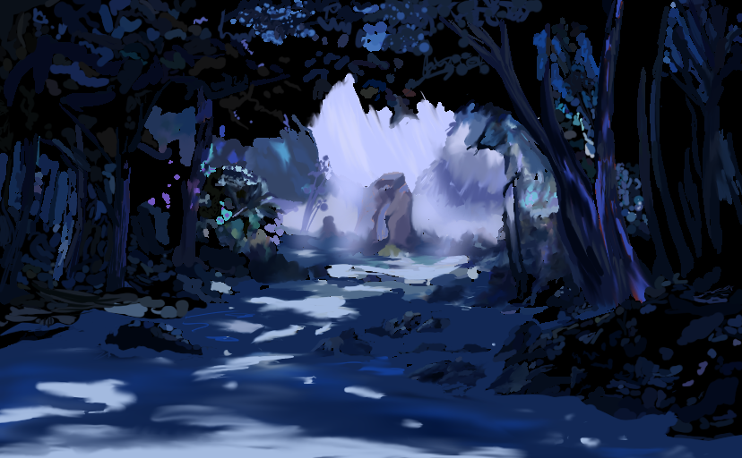 my current WIP   #VisibleNonbinary