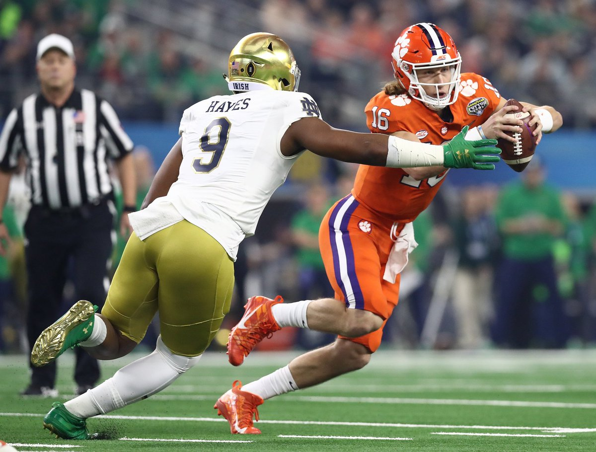 Daelin Hayes Draft Prospect Profile and Scouting Report  #Packers #GoPackGo